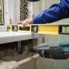 Как установить пластиковый подоконник своими руками
