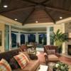 Виды материала для деревянных потолков в интерьере: фото дизайнерских идей