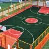 Спортивные площадки с резиновым покрытием
