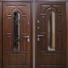 Входные двери с зеркальным покрытием