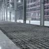 Особенности бетонных промышленных полов
