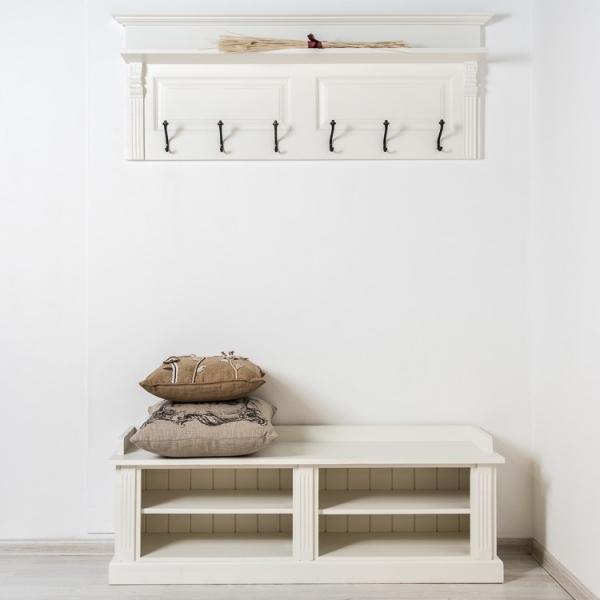 Стиль прованс для прихожей, фото подборка