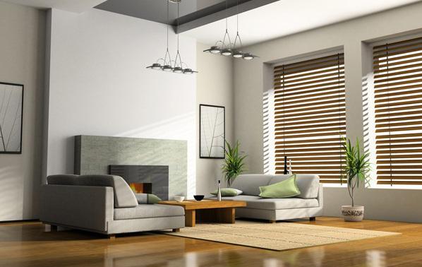 Креативные решения для дизайна стен в гостиной
