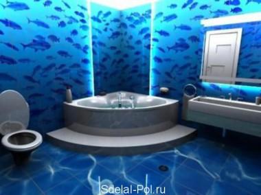 Гидроизоляция в ванной комнате — как сделать и что применить