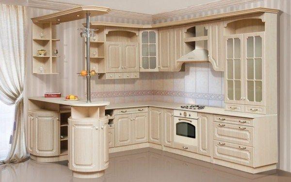 Варианты дизайна угловой кухни с барной стойкой: современные решения и планировки ( 54 фото)