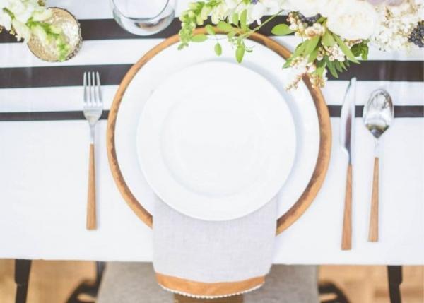 Сервировка стола – теория и практика за 6 шагов