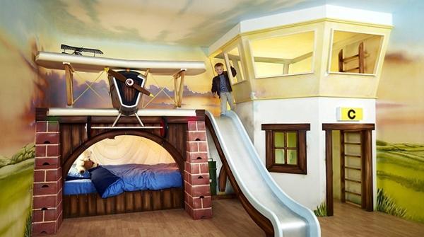 Детская двухъярусная кровать: 60 лучших современных моделей