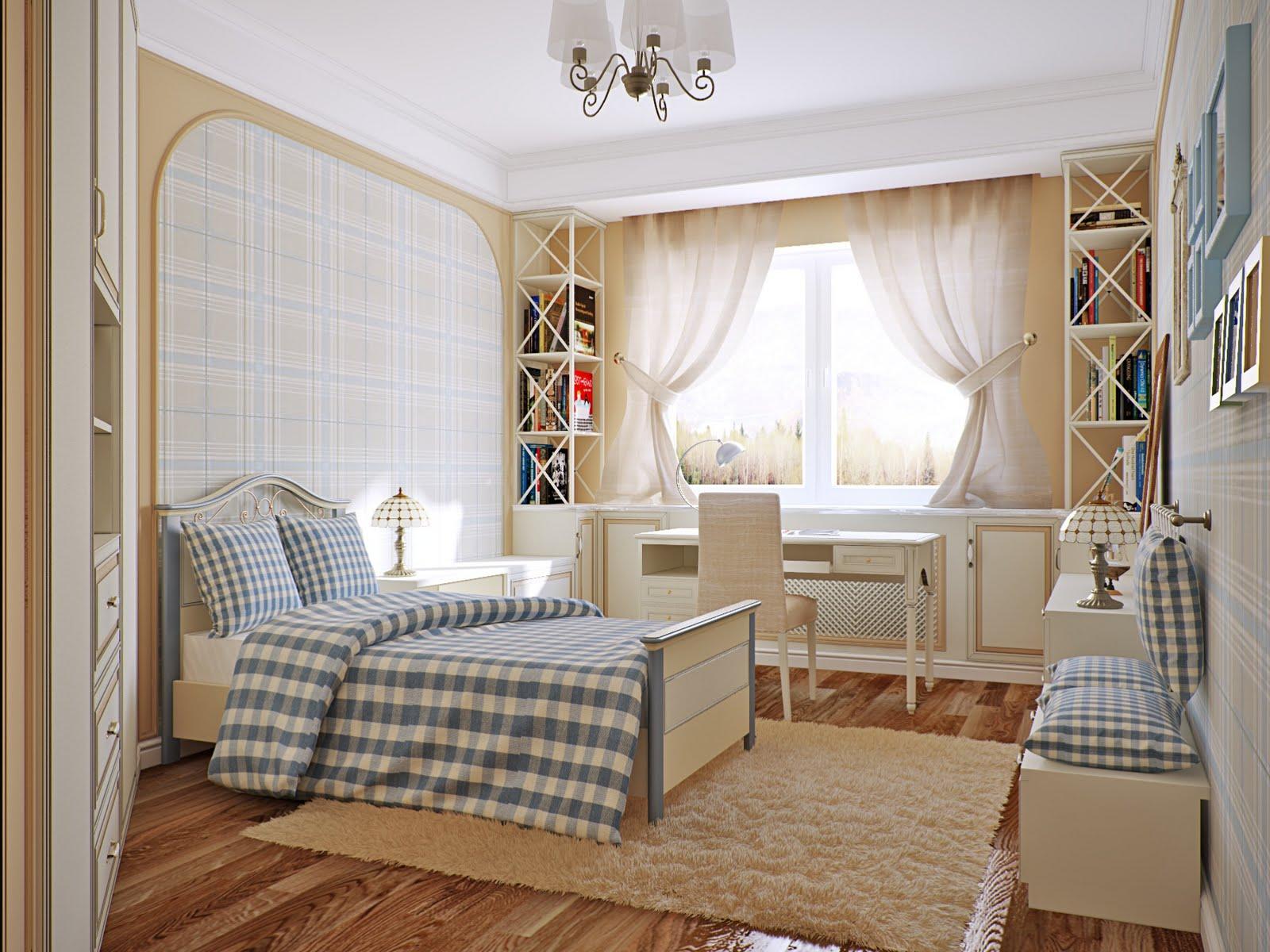Дизайн комнаты для подростка (200 фото)