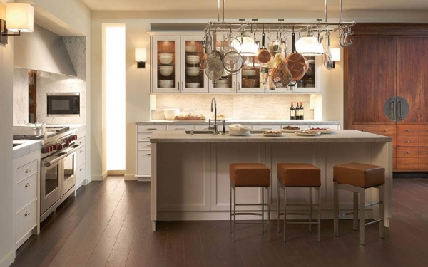 Новые тенденции в оформлении кухни: 25 идей