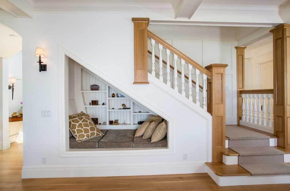 Дизайн лестница своими руками 607