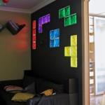 Используйте стеклоблоки в интерьере квартиры фото
