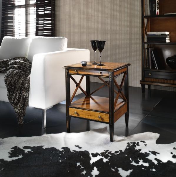 Кофейный столик в интерьере (20 фото): изящный и практичный акцент