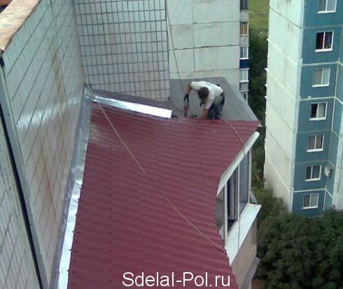 Гидроизоляция балкона: делаем по всем правилам!.