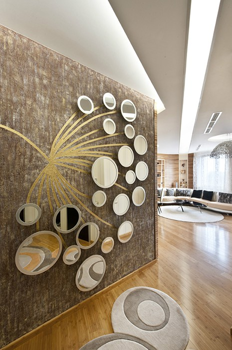 Интерьер декор панно стены