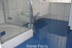 Надежная гидроизоляция пола в ванной – это Ваш комфорт и дружелюбные соседи