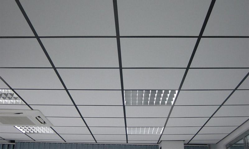 Как самому установить потолок «Армстронг».