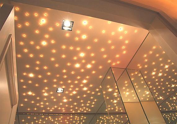 Встраиваемые точечные потолочные светодиодные светильники