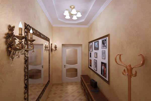 Прихожие в классическом стиле, фото галерея и рекомендации