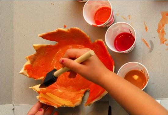 6 мастер-классов и идей осенних поделок для взрослых и детей