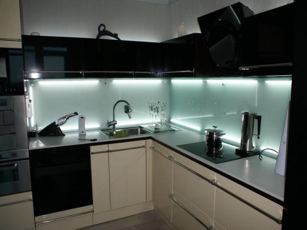 Калёное стекло для кухни – настоящий эксклюзив!
