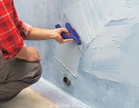 Гидроизоляция ванной комнаты: как уберечь пол и стены от протечек воды