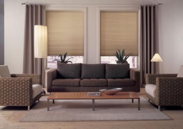 Дизайн штор для зала: секреты изменения интерьера