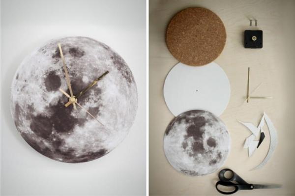 Как выбрать кухонные часы или сделать их своими руками