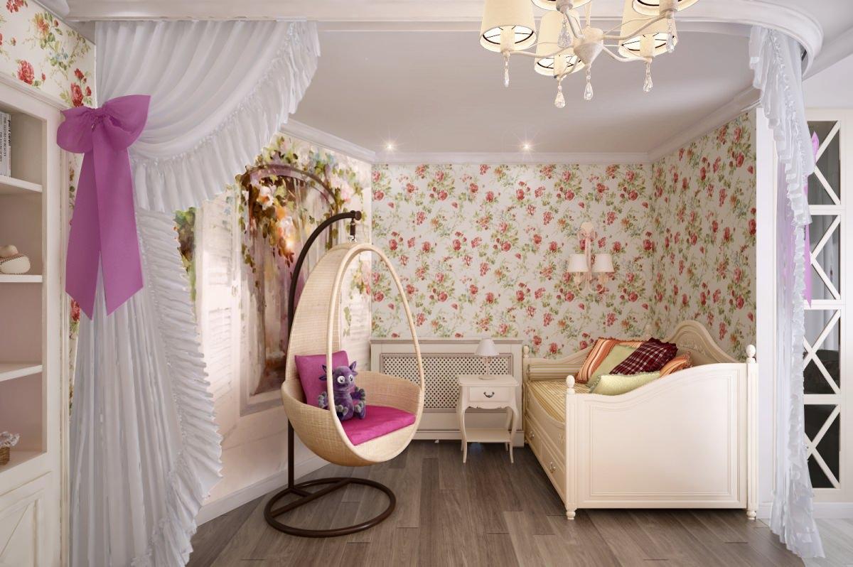 Декор комнаты 8