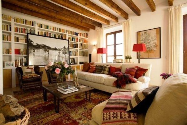 Оригинальные идеи по созданию уюта в доме: домашний комфорт своими руками (+51 фото)