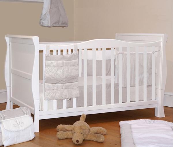 Кроватки для новорождённых: 8 лучших идей