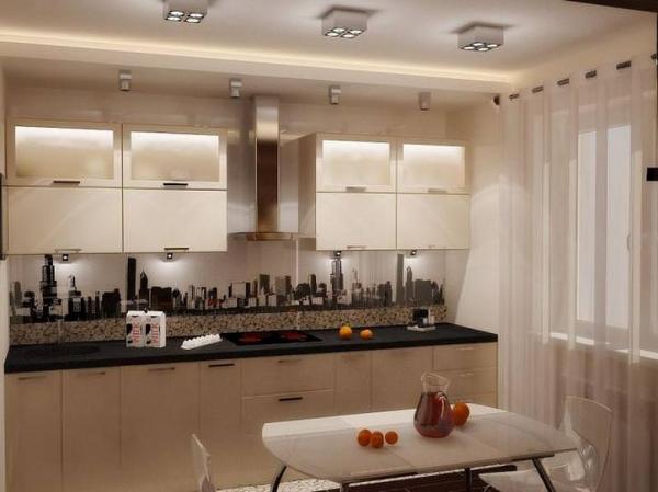 Дом 137 серия кухня дизайн