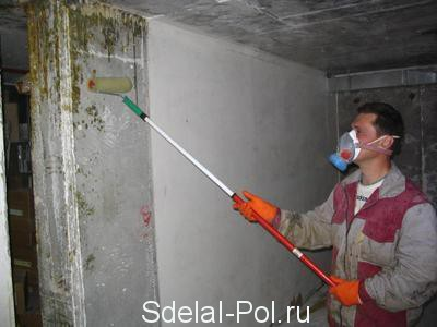 Гидроизоляция подвала изнутри – основа дома, залог благополучия