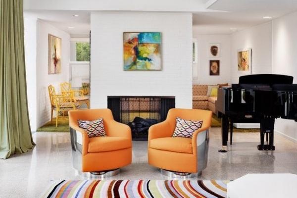 Выбираем мебель в гостиную в современном стиле