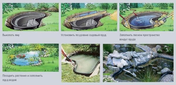 Создаем оригинальный ландшафтный дизайн дачного участка: фото