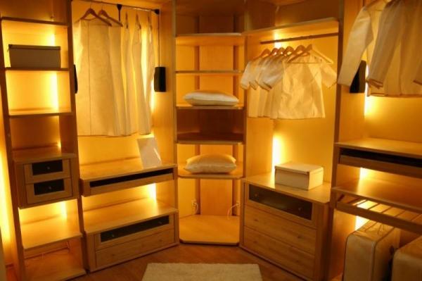 Что нужно знать, обустраивая гардеробные комнаты. Дизайн, проекты — фото лучших примеров