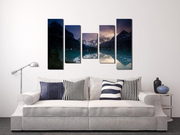 Как повесить картины по фен-шуй (25 фото): гармонизируем интерьер