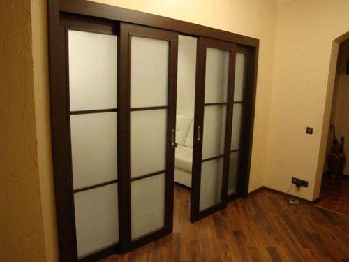 Дизайн межкомнатных дверей: Фото