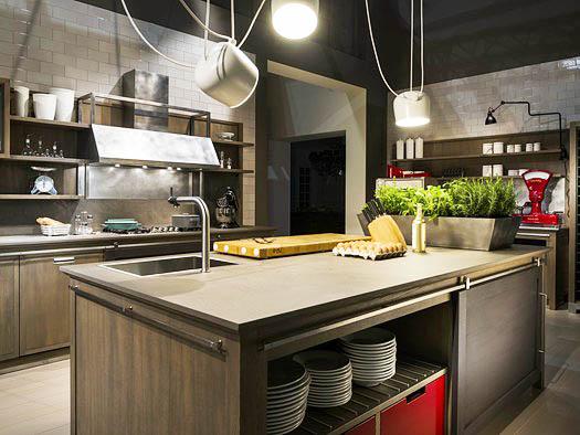 Модный дизайн кухни 2016 года: рассмотрим новинки и тренды