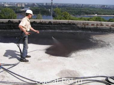 Что такое гидроизоляция фундамента и помещений жидкими материалами