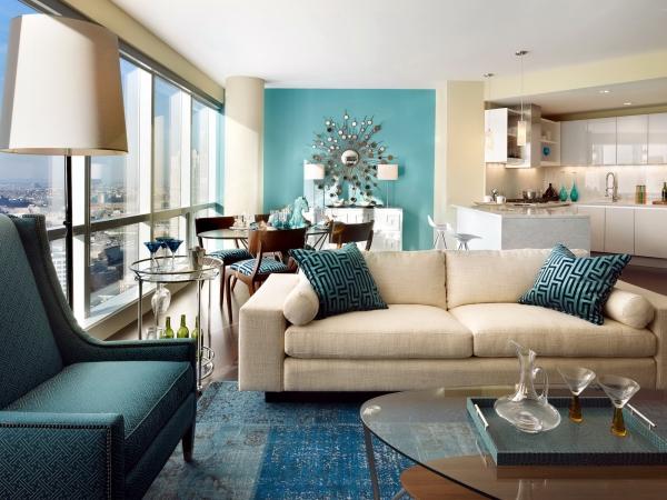 Бежевая мебель в интерьере (19 фото): спокойствие и уют