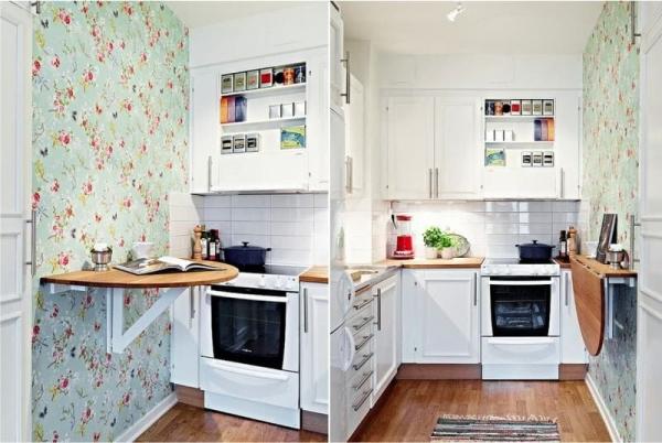 10 идей настенного декора для кухни