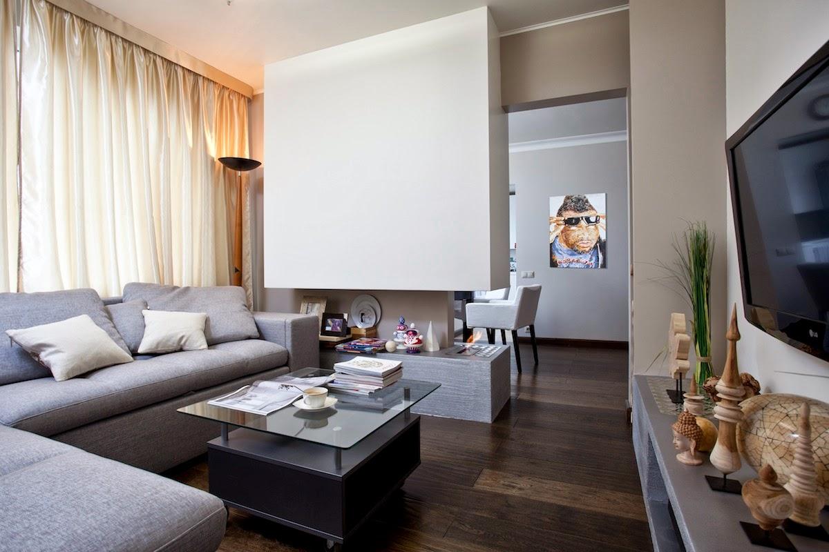 Kleine Wohnzimmer Design