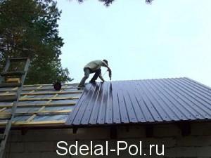 Гидроизоляция крыши: это нужно сделать правильно