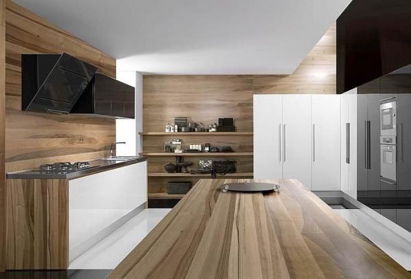 В чем особенность современного дизайна кухни: экскурсия по стилям