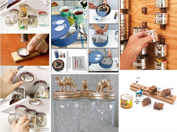 полезные мелочи для дома своими руками