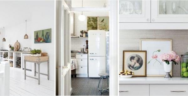 Панно для кухни – идеи и инструкции