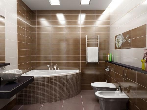 Пошаговая инструкция: как положить плитку в ванной