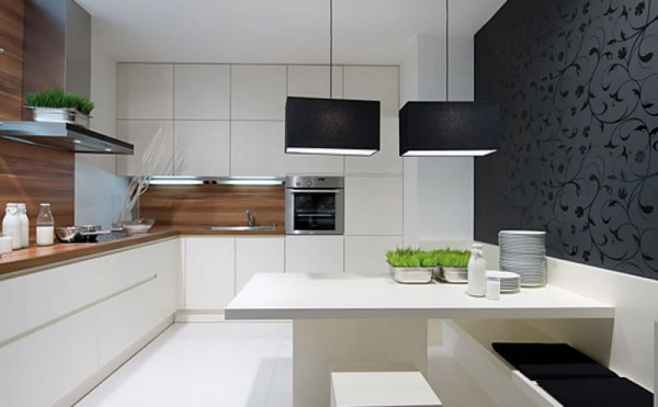 Планируем интерьер кухни: выбираем стиль и отделку