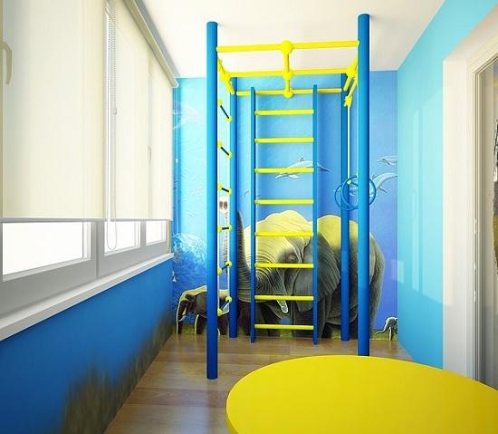 Дизайн лоджии 6 метров: Фото