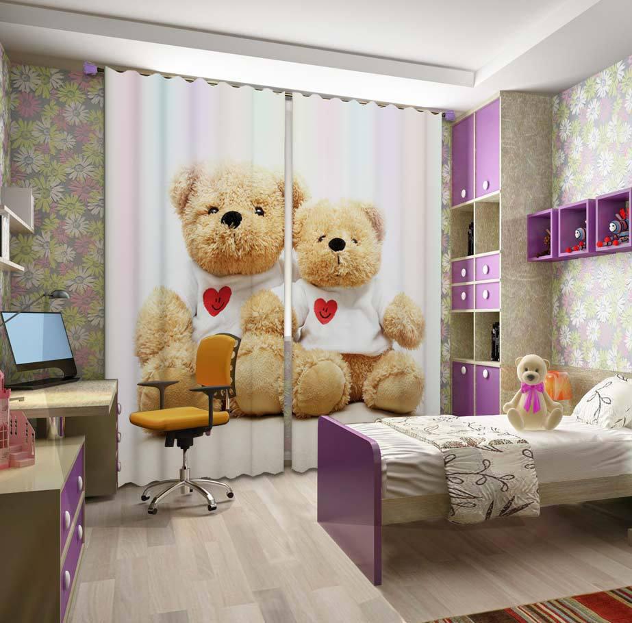 Дизайн детской для разнополых детей (100 фото)